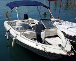 Trailerboot Bowrider - gleicher Grundriss, anderes Boot