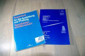 Begleitheft und Karte 1 / INT 1 zur SKS-Kartenaufgabe